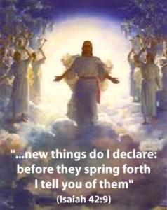 jesus in heaven